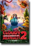 Cloudy with a Chance of Meatballs 2 Review