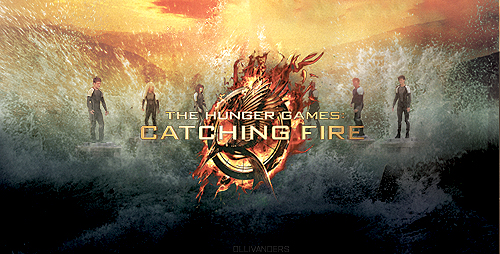 The Hunger Games catching fire poster 2