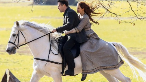 Winters-Tale-Colin-Farrell-and-Jessica-Brown-Findlay-2