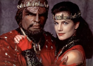 Michael Dorn & Terry Farrell Q & A Steel City Con Dec. 2014