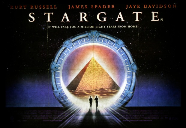 Stargate - Episode 34 - The Awesome Movie Podcast