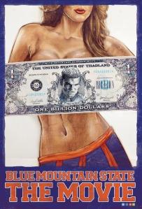 Blue Mountain State: The Movie Kickstarter Campaign