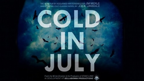 Cold In July Trailer #1