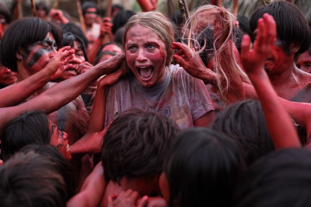 The Green Inferno Official Trailer #1
