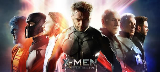 X-Men: Days of Future Past Official International (Japanese) Trailer #2