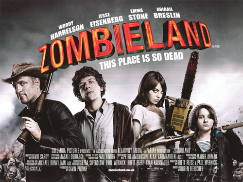 Zombieland - Episode 32 - The Awesome Movie Podcast