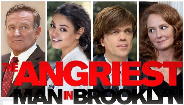The Angriest Man in Brooklyn Official Trailer #2