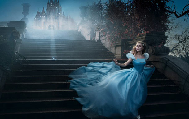 Cinderella Official Teaser Trailer #1