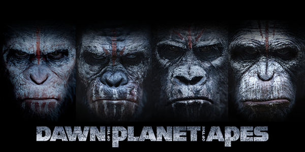 Dawn of the Planet of the Apes Trailer #2