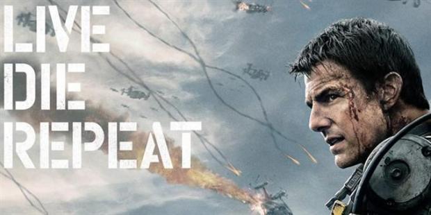 Edge of Tomorrow Official 'Enhanced' Trailer #3