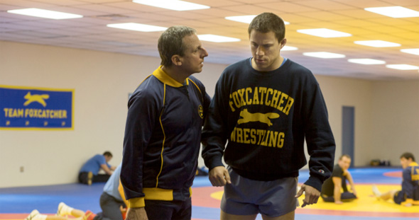 Foxcatcher Official Teaser Trailer
