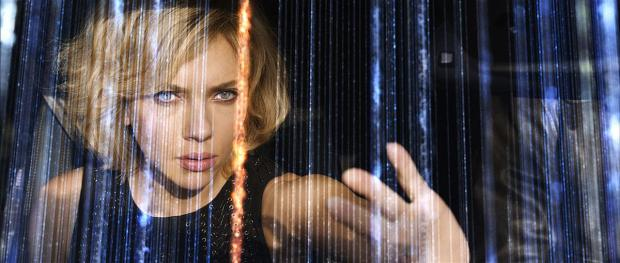Lucy Official International Trailer #1