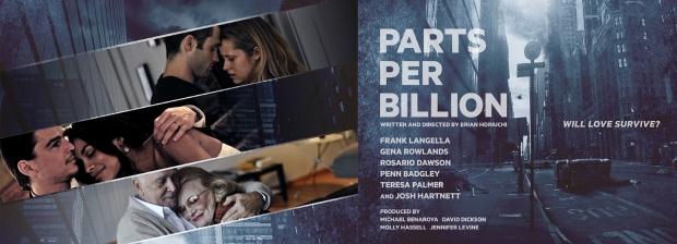 Parts Per Billion Official Trailer #1
