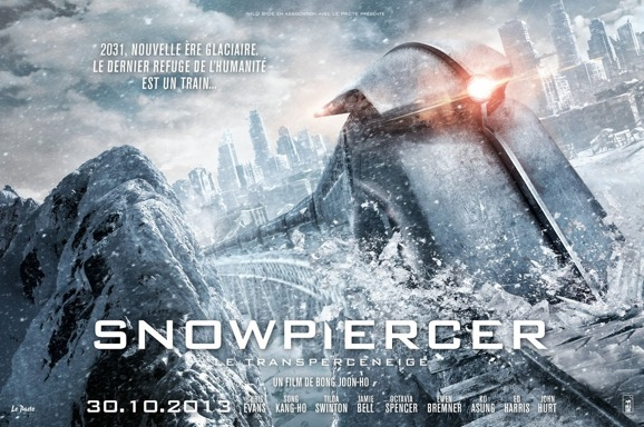 Snowpiercer Official Trailer #1