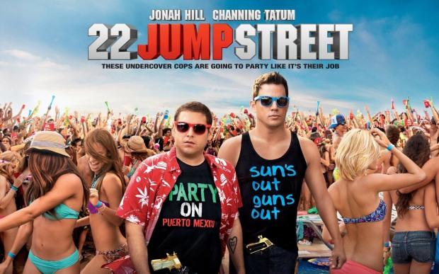 22 Jump Street Review