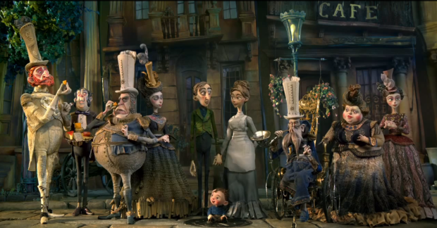 The Boxtrolls Official Spanish Trailer