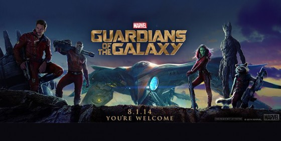 Guardians of the Galaxy Official International Trailer #1