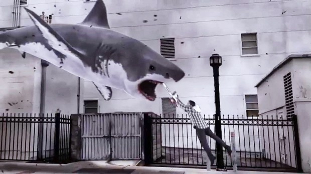 Sharknado 2: The Second One Official Teaser Trailer