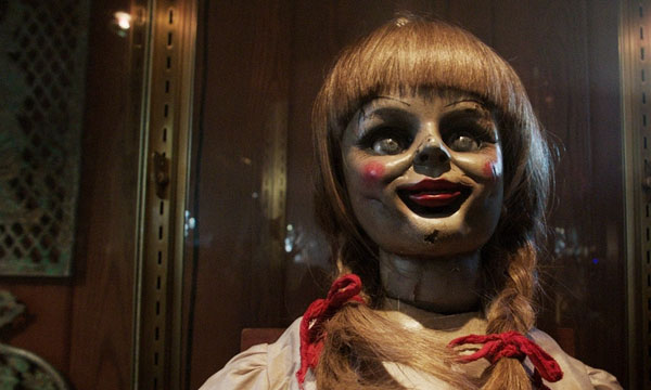 Annabelle Official Teaser Trailer