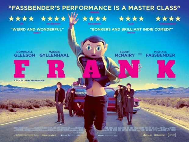 Frank Official Trailer #1