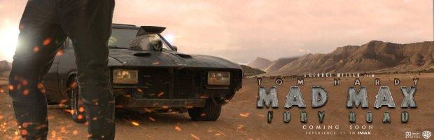 Mad Max: Fury Road Comic Con Footage