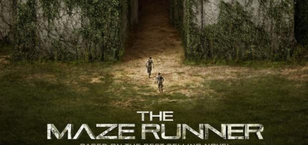 The Maze Runner Official Trailer #2
