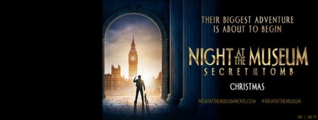 Night at the Museum: Secret of the Tomb Trailer #1
