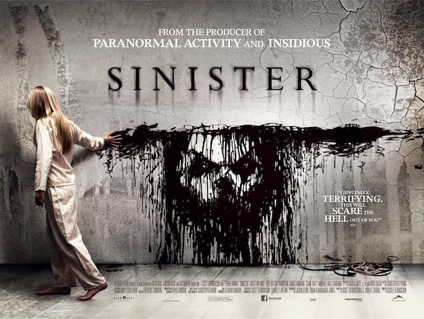 Sinister - Episode 38 - The Awesome Movie Podcast