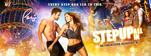 Step Up 5 All In International Trailer