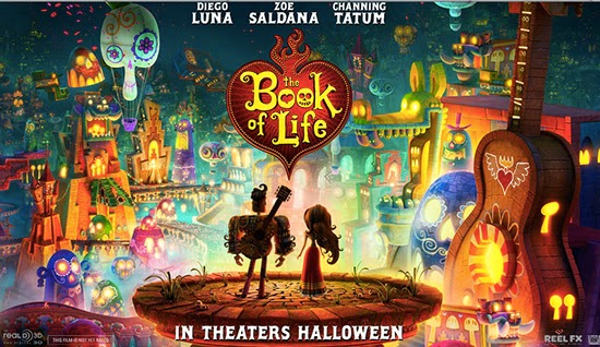 The Book of Life Official Trailer #2