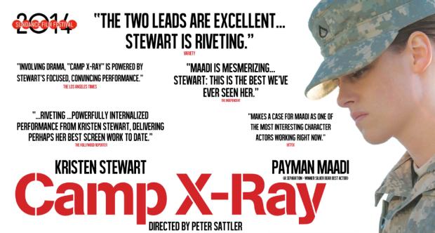 Camp X-Ray Movie Trailer #1