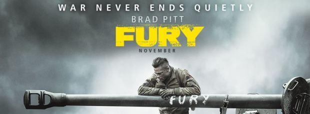 Fury Trailer #2
