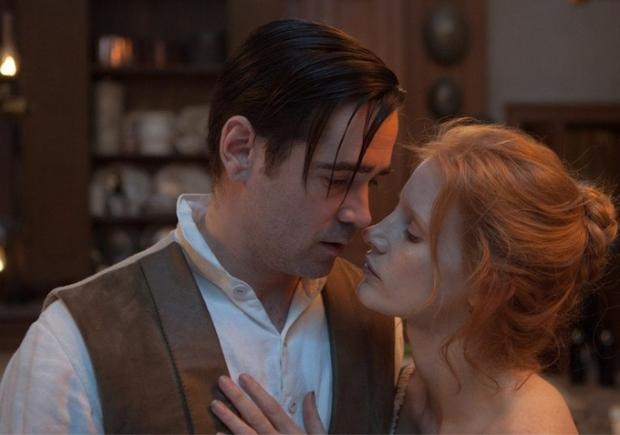 Miss Julie Official International Trailer #1