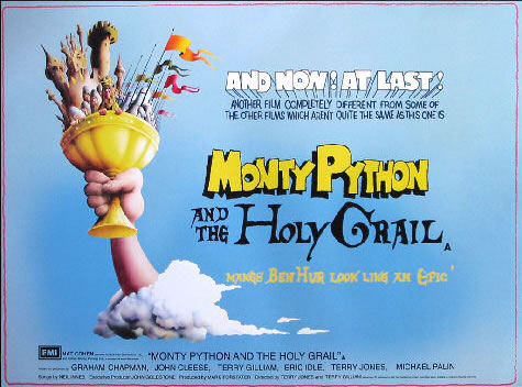 Monty Python and the Holy Grail - Ep 41 - The Awesome Movie Podcast