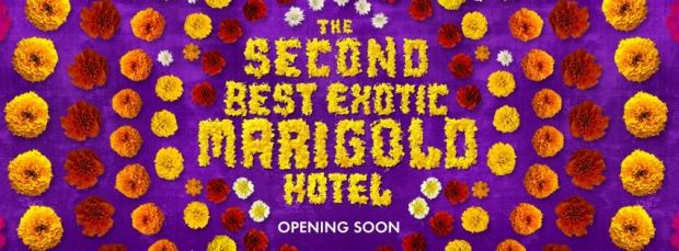 The Second Best Exotic Marigold Hotel Official Trailer #2