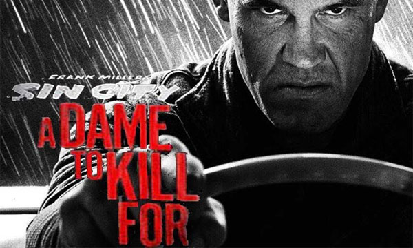 Sin City: A Dame To Kill For Official UK Trailer #1