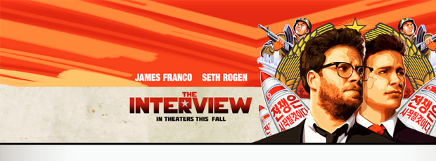 The Interview Official Trailer #1