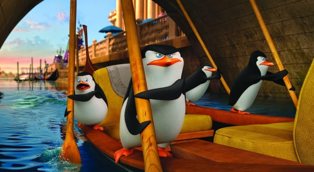 The Penguins of Madagascar Trailer #2