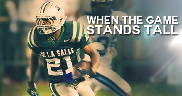 When The Game Stands Tall Official Trailer #1