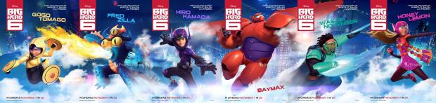Big Hero 6 Official Trailer #2