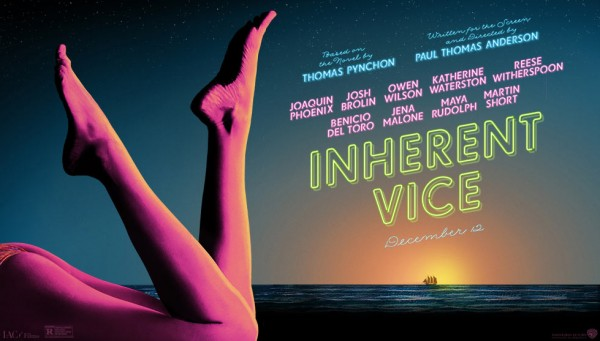 Inherent Vice Official 'Paranoia' Trailer