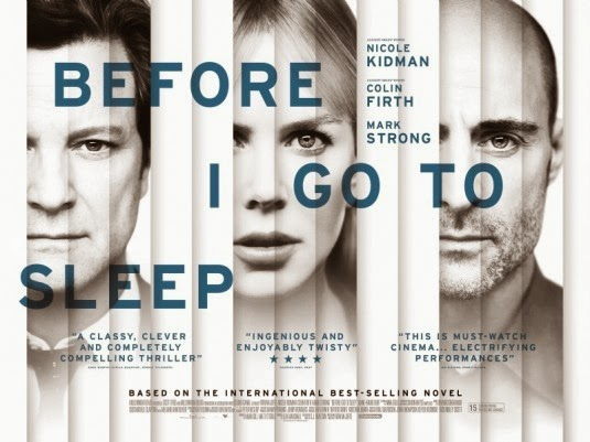 Before I Go To Sleep Trailer