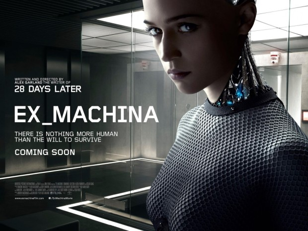 Ex Machina - Official International Trailer 1