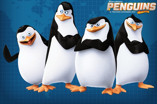 Penguins of Madagascar International Trailer #1
