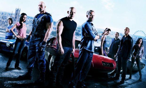 Furious 7 Official Trailer #1