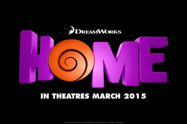 "DreamWorks' HOME ""Get Busy"" New Trailer"