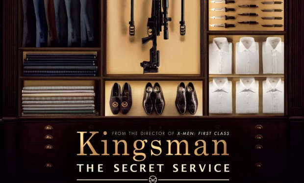 Kingsman: The Secret Service UK TRAILER #3