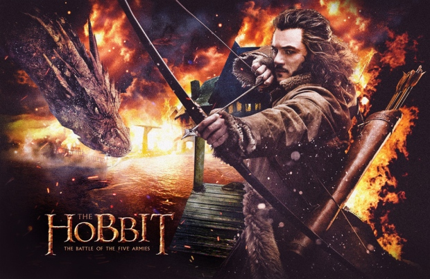 The Hobbit: The Battle of the Five Armies - Official Main Trailer