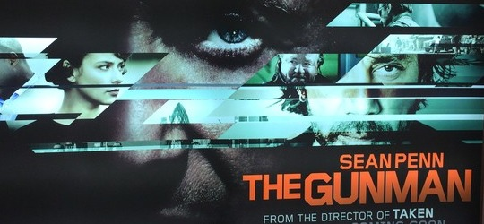 The Gunman Official Trailer #1