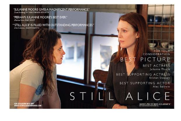 Still Alice Trailer